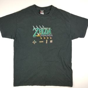 vtg 2004 The Legend of Zelda four swords adventure